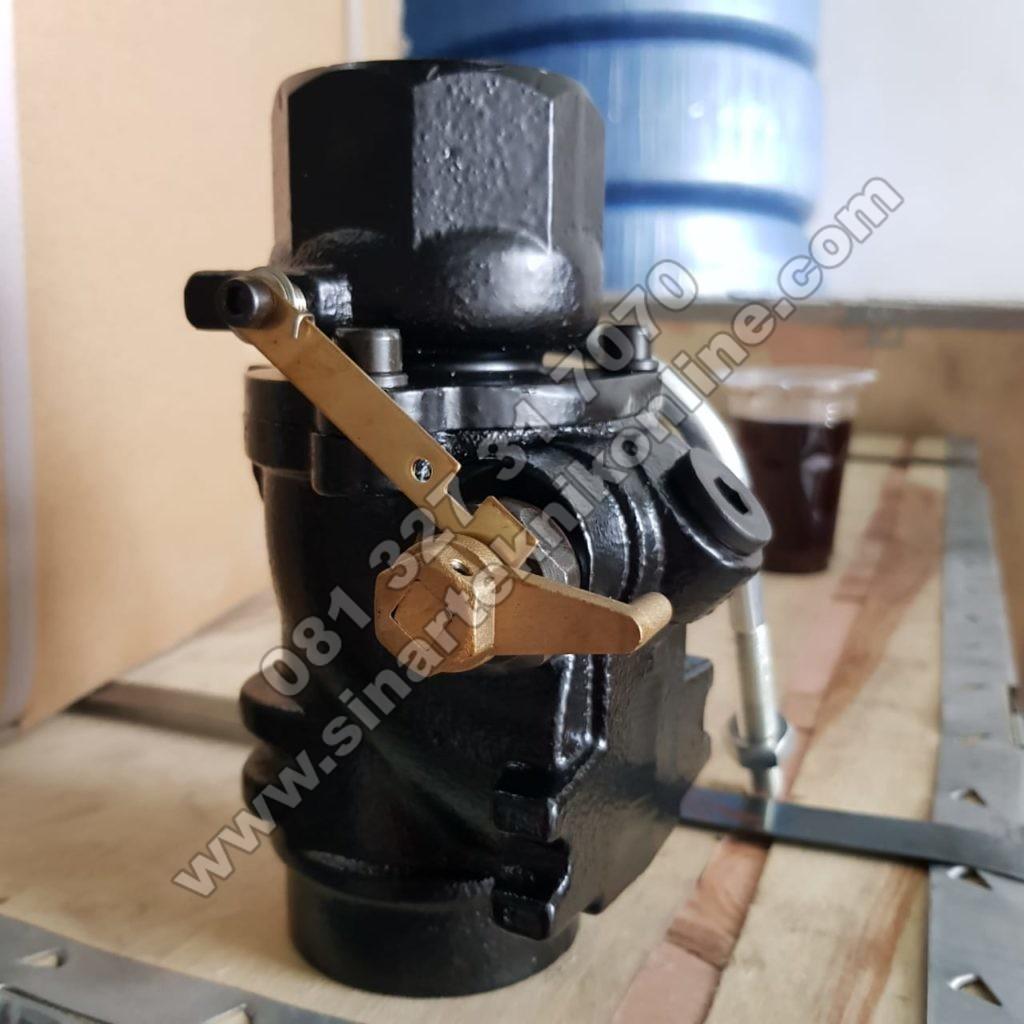 emergency valve spbu