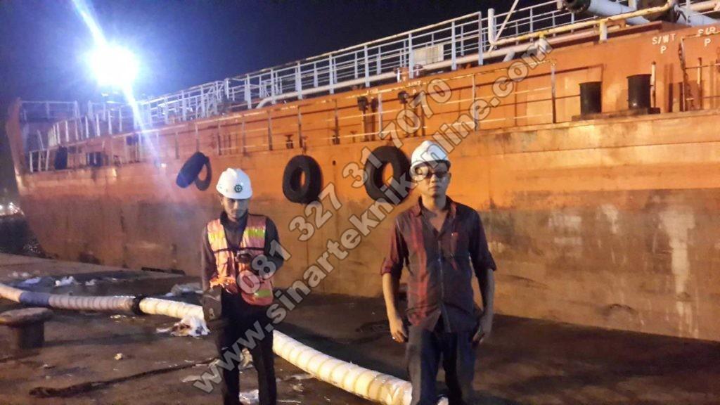 dockhose ship selang kapal cpo bbm